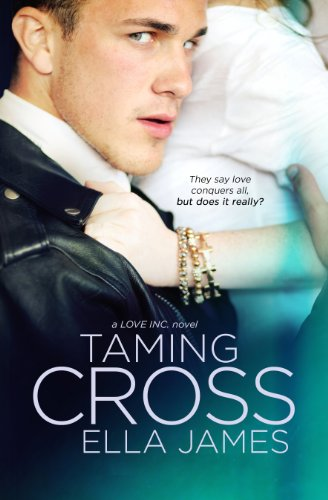 The Cyber Monday Deals Have Begun! Today's Kindle Daily Deals is Loaded With Bestsellers at Discount Prices  Plus Ella James' Taming Cross (A Love Inc. Novel)