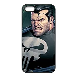 iPhone 4 4s Cell Phone Case Black Punisher Angry OJ415657