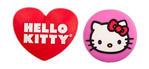 Hello Kitty Sports Face and Heart Vibration Dampener