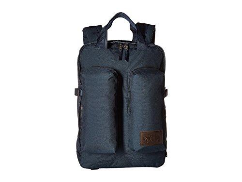 The North Face Mini Crevasse Backpack, Urban Navy Heather/Urban Navy