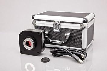 Mp super cmos fluoreszierend mikroskop kamera amazon