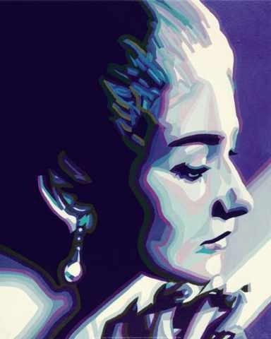 kunst für alle Art Print/Poster: Werner Opitz Callas Picture, Fine Art Poster, 15.7x19.7 inch / 40x50 cm