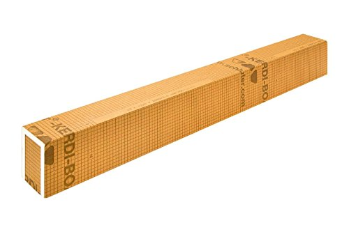 Schluter KERDI-BOARD-SC Shower Curb 38""