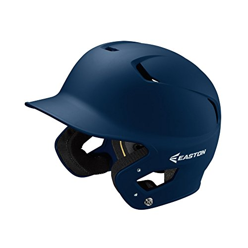Easton Senior Z5 Grip Batters Helmet, (Natural Grip Batting Helmet)