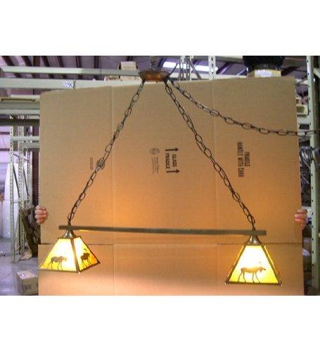 Moose 2 Light Pendant - 4