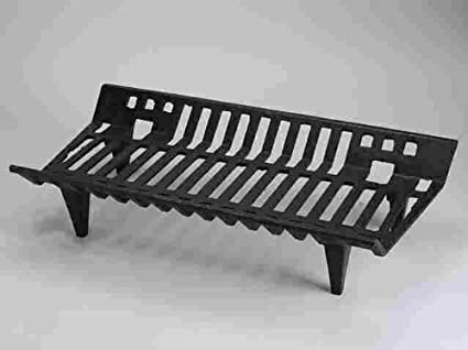 Amazoncom Cast Iron Fireplace Grate 327ML Home Kitchen
