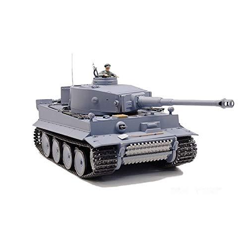 Panzer HL Tiger I M 1:16 Grau mit Rauch und Sound