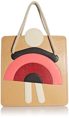 Orla Kiely Skipping Girls Box Shoulder Bag, Multi, One Size