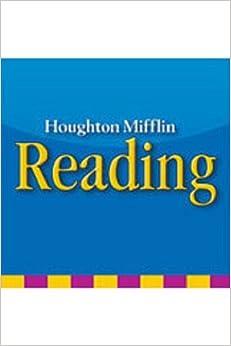 Houghton Mifflin the Nation's Choice: That Extraord.. LV LV 4