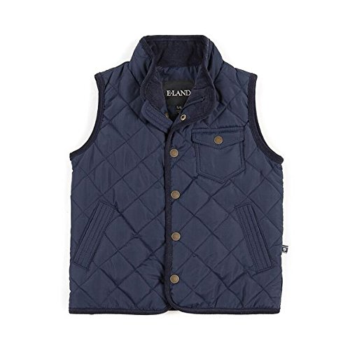 E-Land Kids Big Boys Quilted Vest