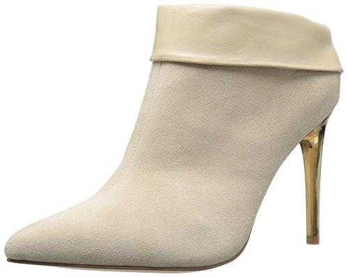 Calvin Klein Women's Searra Ankle Bootie Sand VRXf7Y1RWt