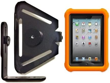 SlipGrip Tripod Mount Designed for Apple iPad Pro 12.9 3rd Gen Tablet Otterbox Defender Case
