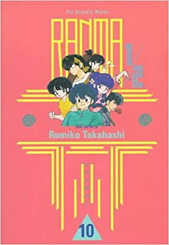 Ranma 1/2, Vol. 10 by Rumiko Takahashi (1998-04-05)