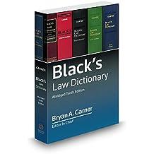 Black's Law Dictionary, Abridged, 10th Edition