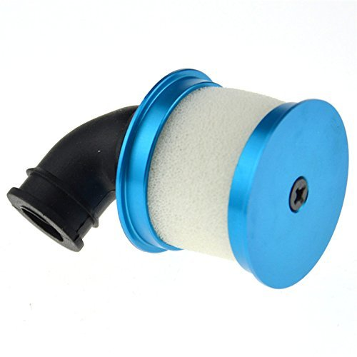 Hobbypower Aluminum Capped Air Filter 04104 for 1:10 Off-Road HSP Car Buggy Truck Blue