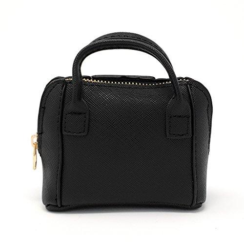 malito Femmes Monnaie Noir Sac Bourse Port Mini Etui Petite Porte T600 Accessoires rr4zwqCd