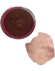 ROSE PINK GOLD HIGHLIGHTER DUST 4 grams each container, rose pink gold highlighter By Oh! Sweet Art