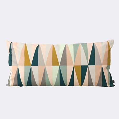 Ferm Living Spear Cushion - Multi - Large: Amazon.es: Hogar