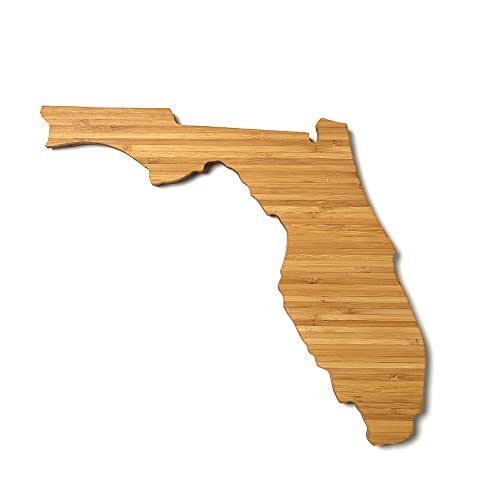 florida state shaped cutting board mini handmade. Black Bedroom Furniture Sets. Home Design Ideas