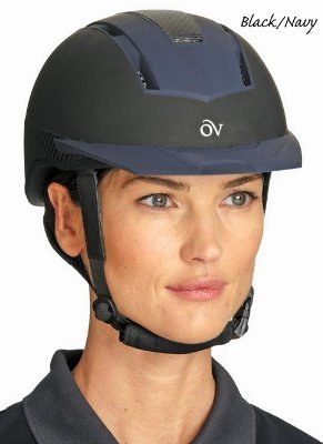 Ovation Extreme Helmet Medium/Large Black/Navy