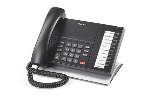 Toshiba DP5018-S-Digital 10 Button Non-Display Speakerphone 10 Button Speakerphone