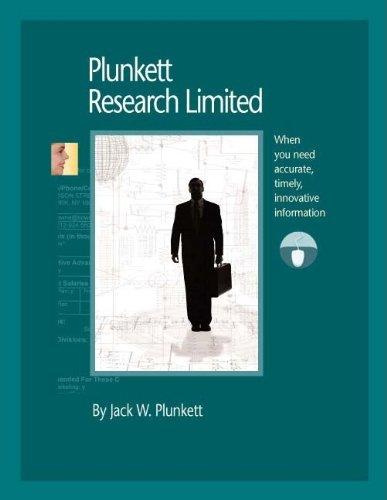 Download Plunkett's Insurance Industry Almanac 2007: Insurance Industry Market Research, Statistics, Trends & Leading Companies Pdf