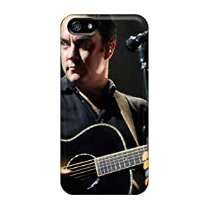 Excellent Hard Cell-phone Cases For Iphone 5/5s With Support Your Personal Customized Trendy Muse Series AlissaDubois