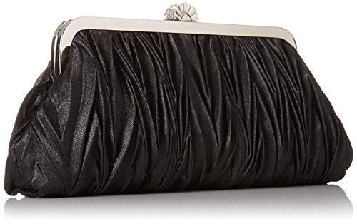Handbags Satin Evening Elegant Wallet Clutch Fashion Women Black Ladies Cocktail EROUGE Purse Envelope 40xqfwdf1