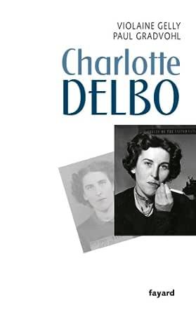 Charlotte Delbo (Littérature Française) (French Edition) eBook ...