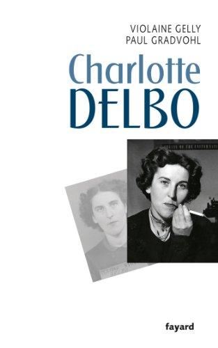 Amazoncom Charlotte Delbo Littérature Française French