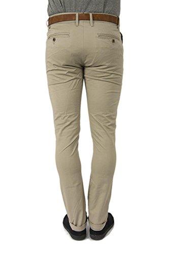 pantalons salsa 116760 slender beige