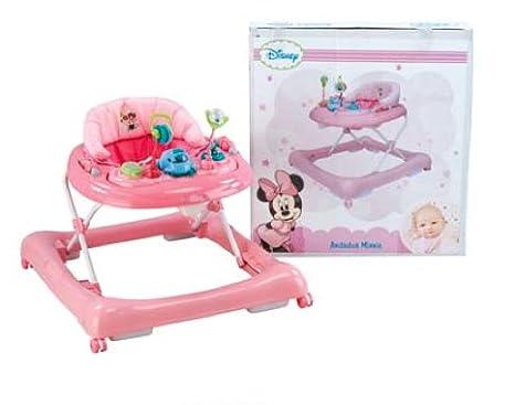 King Baby Andador Minnie: Amazon.es: Bebé