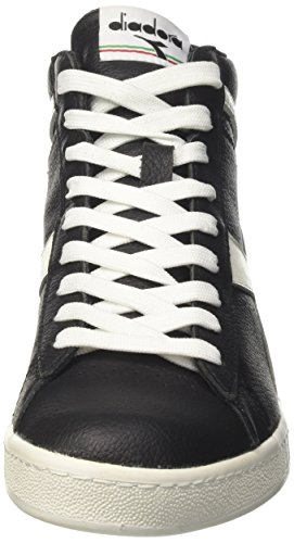 501172525 C5866 Diadora Black Game Blan Zapatilla High OU11z