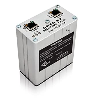 Opto 22 SNAP-PAC-EB1-FM - SNAP PAC Ethernet Brain, Analog/Digital/Serial, with High-Speed Digital Functions, Factory Mutual Approved