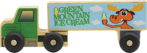 Ice Cream Semi-Truck - Made in USA