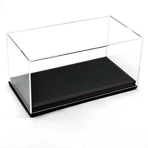 Acrylic Collectibles Display Cases 11 L x 5-7/8 W x 5-1/2 H Inch Clear by Combination of Life