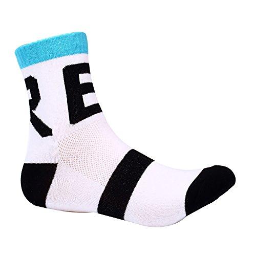 Heoda - Zapatillas de escalada de algodón para hombre Yellow,White,Orange