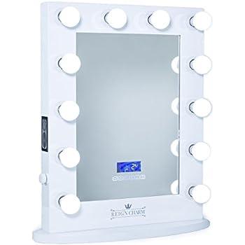Amazon Com Reigncharm Hollywood Vanity Mirror Bluetooth