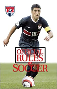 Book Official Rules of Soccer by FIFA (2007-01-02)