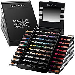 Sephora Makeup Academy Palette 2013 Blockbuster, 130 Shades Limited-Edition $210.00 Value! by Kodiake by SEPHORA COLLECTION