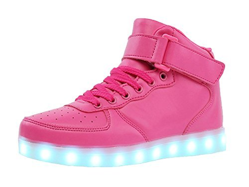 TUTUYU Kids 11 Colors LED Shoes High Top Fashion Sneakers for sale  Delivered anywhere in Canada