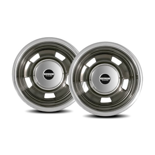 Pacific Dualies 44-3708 17'' Polished Stainless Steel Wheel Simulator Rear Tag Axle Kit for 2003-2014 Dodge Ram 3500/Truck RV Motorhome by Pacific Dualies