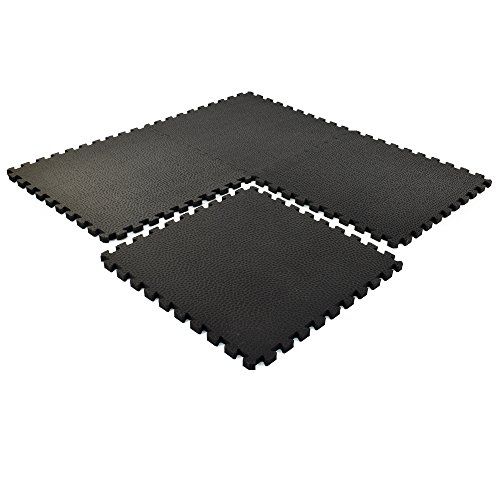 Greatmats Portable Interlocking Pebble Top Horse Stall Mats 15 Pack by Greatmats.com (Image #8)