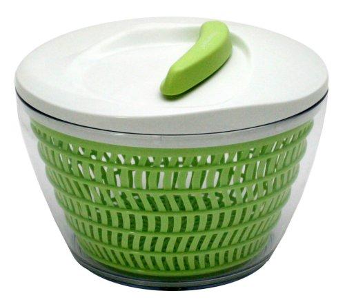 Progressive International Mini Ratchet Salad Spinner
