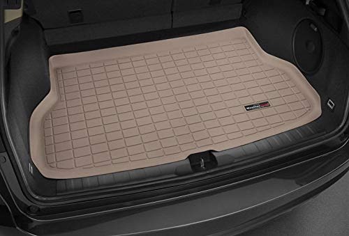 All Weather Weathertech Cargo Liner Trunk Mat for Acura RDX - 2013-2018 - Tan