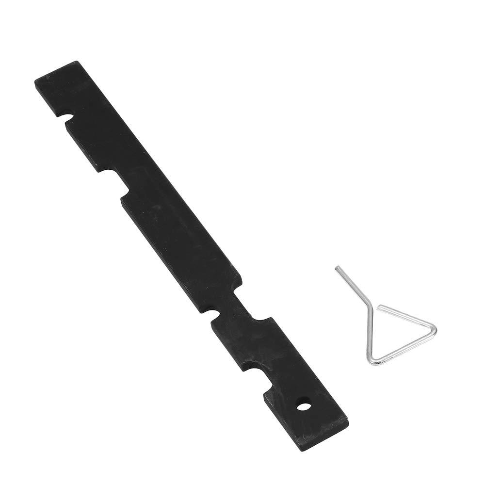 Leslaur Engine Timing Camshaft Lock Kit Set Tool Pin Fit for Ford Zetec Focus Puma Fiesta