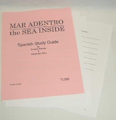 The Sea Inside-Spanish Study Guide to accompany the Feature Film