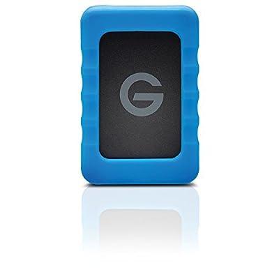 G-Technology G-DRIVE ev RaW USB 3.0 Portable Hard Drive 2TB 0G05190 by G-Tech