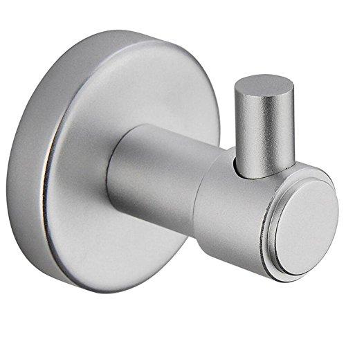 BLYC- Aluminum space/black/bold/thickening/hook/hook/coat hook/hook 80%OFF