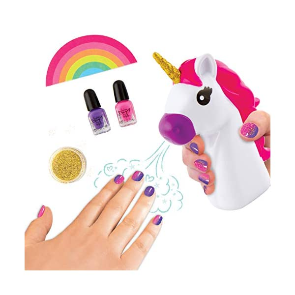 Fashion Angels Unicorn Magic Nail Dryer Set 5